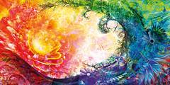 Nature's Prophet (Natural Warp) Tags: psychedelicart psytrance art virtualreality visionary visionaryart naturalwarp love shamanism spirituality highenergy fourthdimension fifthelement thirdeye dmt ra sun vibration naturesprophet nature valentine natural warp psychedelic