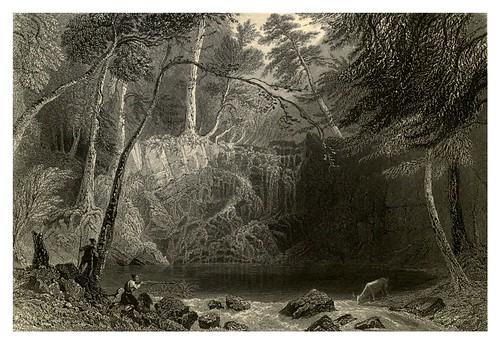 014-Indian Falls cerca de Cold-Spring 1840