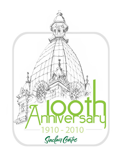 Sinclair Centre's 100th Anniversary