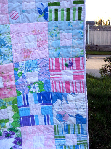fat quarterly quilt detail