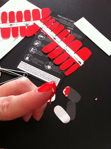 Test Nail patch Sephora