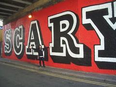 SCARY GLK IN LONDON