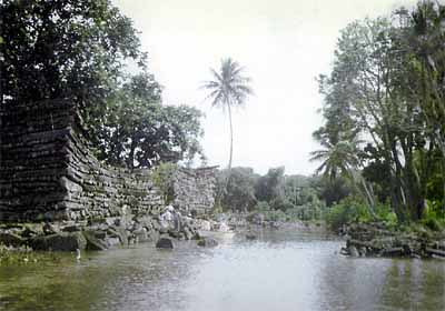 Islas de Nan Madol