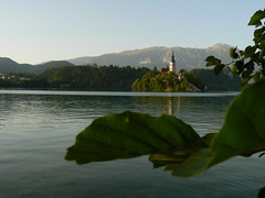Lago de Bled (Khose) Tags: naturaleza lake castle nature lago slovenia bled castillo eslovenia palacio slovenja