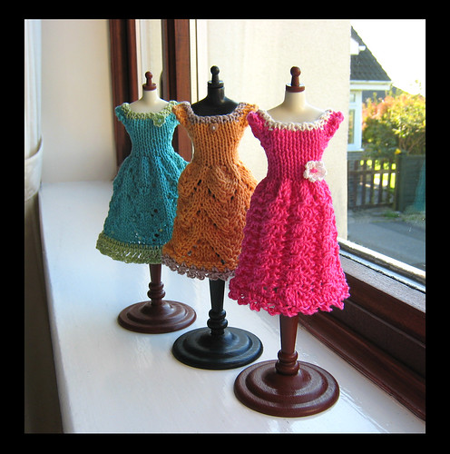 Bright Colours by knit_purr.