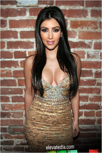 Kim Kardashian New Pussycat Doll
