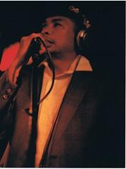 Un-G on the mic (Esto Esta) Tags: pic releaseparty elnovahustle