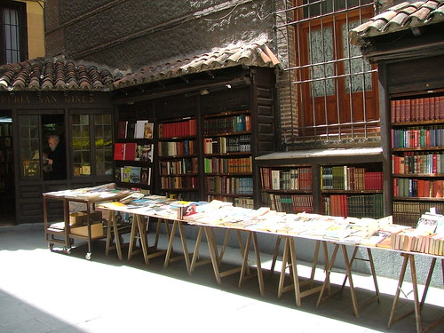 San Gines bookstore