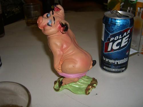 Porcine Striptease