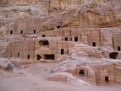 Tombs (ChrisYunker) Tags: petra jordan tombs