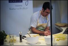 Serious (earthfromtheground) Tags: cooking competition bbc nervous ramsay gordonramsay goodfoodshow angelahartnett