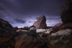 Fallen Rock Shrine (Drezdyn) Tags: sandstone shrine apocalypse fallen mywinners aplusphoto 2001spaceodessey
