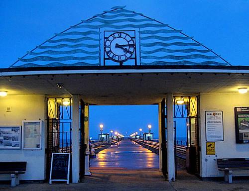 Twilight, Deal Pier