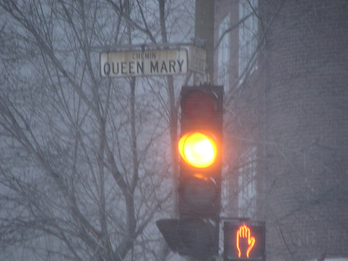 Chemin Queen-Mary