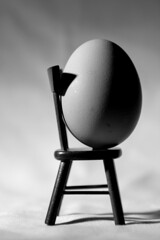 Chair and Egg