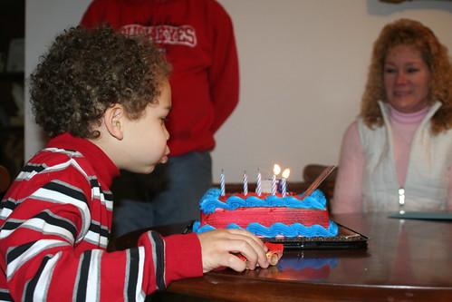 Silly Birthday Boy!