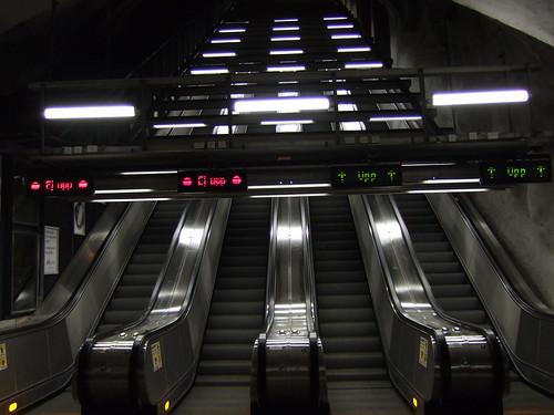 Swedish Escalators