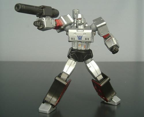 Revoltech Megatron Posed