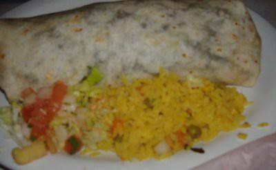 Yucatan Grill - Carnitas Burrito