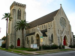Grace Episcopal Church (c. 1895) () Tags: galveston church century island texas clayton tx assignment houston places grace historic nicholas national trinity limestone register galvestonisland episcopal 19th nrhc top20texas assignmenthouston21