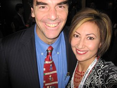 Tim Draper (DFJ), Kathy Johnson (Consort Partners)