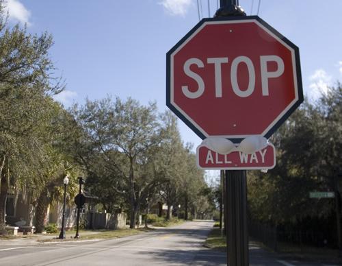 Stop Bra