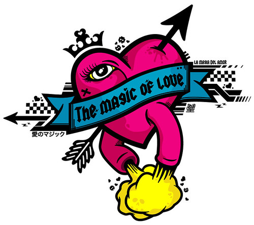 The Magic of Love Heart Tattoo. Expanding upon Macy's Valentine's Day theme,