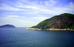 (Marcia Rosa ()) Tags: blue sea sky seascape azul brasil riodejaneiro landscape mar unesco paisagens worldheritage patrimôniomundial marciarosa rio20