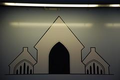 DSC_0503 - Puritanised (Anyhoo) Tags: uk england london church sign night dark logo image drawing board again diagram lit guesswherelondon londonguessed brixton seventhdayadventist duciestreet gwl simplification anyhoo guessedbysimonwhite becausehestheonlyonewhocares santleystreet photobyanyhoo