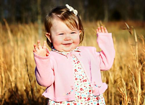 Happy Girl :-) by Belinda Nicole.
