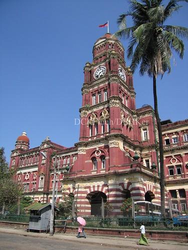 High Court - Rangoon - 1911