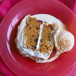 Date and Spice Cake