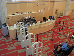 Minneapolis Public Library - checkout