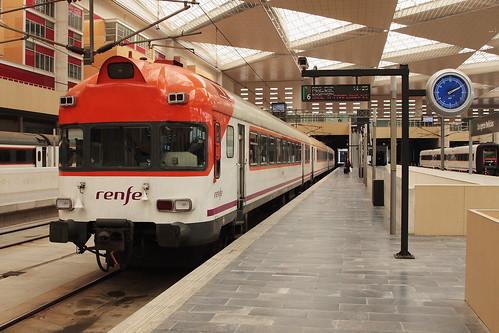 Casi histórico (438 en Zaragoza - Delicias)
