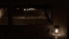 Faded memories (doozzle) Tags: light sepia night dark memories utata ghosts cinematic frommywindow 169 suninajar utata:project=nocturnal2 abitlikeaitsgreghomage