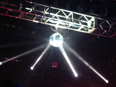 Glitter ball glitz (lourobbo) Tags: gig wearescientists shepherdsbushempire lastfm:event=482360