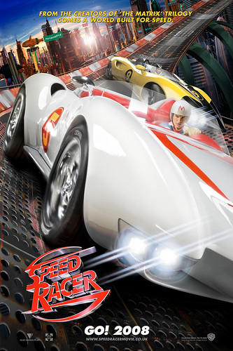 Poster Speed Racer Wachowski