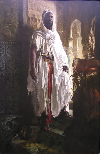 euthman Eduard Charlemont:The Moorish Chief (1878);
