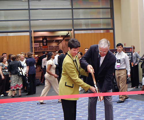 NAFSA 2008 Conference Ribbon Cutting Ceremony