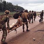 Vietnam War Era - Photo by Bruno Barbey thumbnail