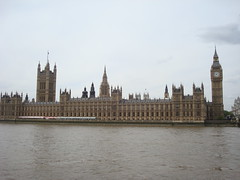 London 2009- Big ben and House of Parlament