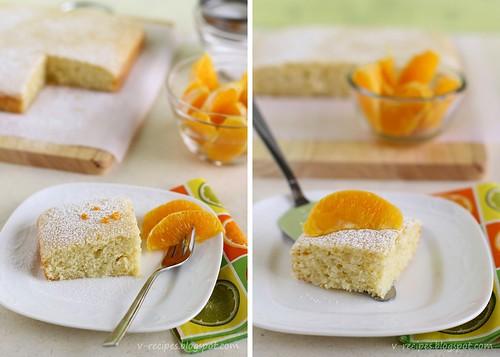 Orange Yoghurt Cake3