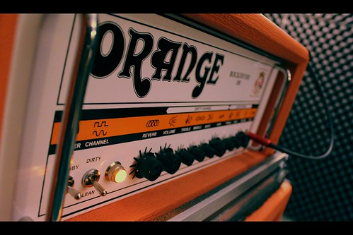 Tonait Weburn Orange Amp
