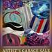 Artist's Garage Sale!