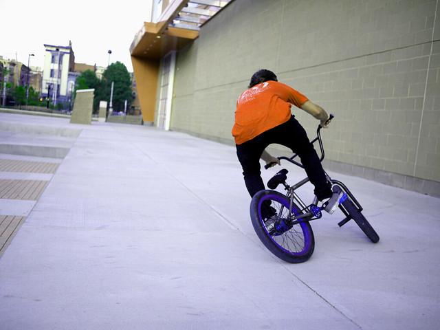 grind it