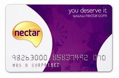 Nectar card