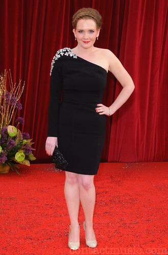 Jennie McAlpine at the British Soap Awards 19.05.11
