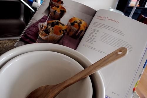 Blythe's Blueberry Muffins