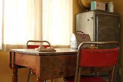 the kitchenette (The 10 cent designer) Tags: interior gettyimages superretrostylingformyreallyoldflickrpeeps