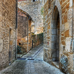 the medieval path HDR